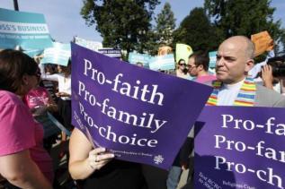 pro-choice